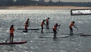 escuela de sup en cantabria northwind cursos de paddesurf en santander somo 2015 4