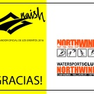 NORTHWIND - NAISH - eventos 2016 - patrocinador
